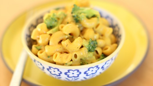 VEGAN mac n cheese