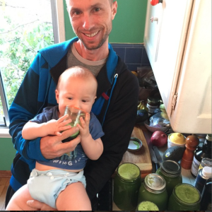 Green Juice Baby Food