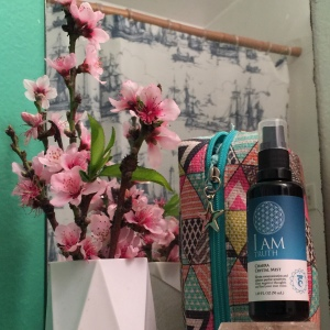 My beauty bag is now complete with this invigorating herbal mist!