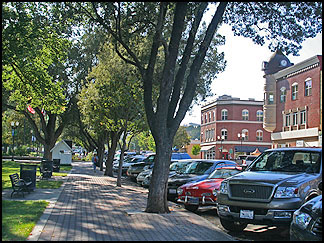 paso robles downtown